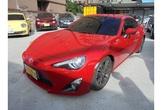 Toyota/豐田 86 85萬 紅色 2013
