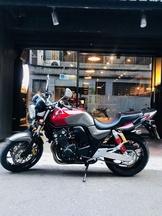 2018年 Honda CB400 Super Four 只跑三千多公里 可分期 免頭款 歡迎車換車 網路評價最優 業界分期利息最低 四缸 黃牌 神車