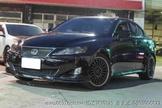 LEXUS IS250 2500cc 2006年 黑色