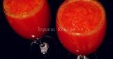 高c美肤萝卜橘子汁