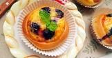 爆漿乳酪藍莓麵包