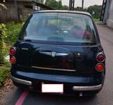 1999 年Nissan  日產 VERITA ( 5門).深綠色-- 個人自售