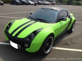 車主自售 04年 綠色 Smart Roadster
