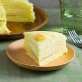 榴槤千層班戟蛋糕