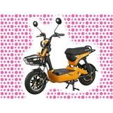 綠馳電動車E-Bike- AEQ1 (橘)-電動自行車/電動輔助自行車/電動機車/電動車