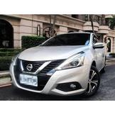 2017年 Nissan Tiida 5D 頂級級艦版 大滿配 里程只跑1萬 Keyless