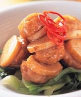 杏鮑菇燒肉