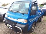 2007年 1.2 藍色 VARICA威利貨車 實跑14.6萬公里 鐵斗 賺錢的好幫手