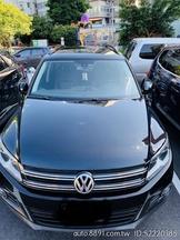 美車一台Tiguan車主自售!歡迎看車!有原廠保養紀錄!