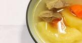 薑黃苦瓜排骨湯