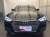 Audi 奧迪高雄原廠認證 NEW A4 40TFSI庫存車稀有釋出