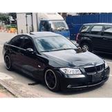 07年 BMW 320I 黑