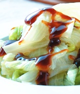 蠔油燙青菜