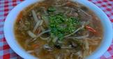 竹筍白菜羹(全素)