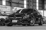 Benz C63 AMG 2015 黑色 新款 全景天窗 總代理 - 金帝汽車