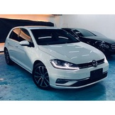 正2019年2月領牌Volkswagen/福斯,Golf 1.4 TSI 渦輪小鋼炮