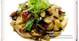酸菜辣魚片