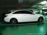 純自售 2014年 E350 COUPE AMG 白色