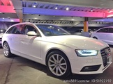 Audi A4 Avant 2.0TQ 全景天窗!!!RS方向盤!!!