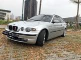 經典中的經典 2002年 E46 318 Ti 2.0 小改款 新引擎 限量釋出