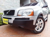 專售XC90汽柴油賣場T6 2.9馬力大7人座銀色極美原版件GOO認證車
