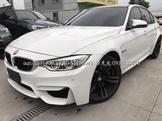 正2016年 BMW F80 M3  珍珠白  汎德總代理