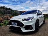 Focus 5D 1.5T RS包 鋁圈 避震 排氣管 魚眼大燈 FB:黑手阿錡