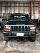 98年型、切肉機.2.5cc Jeep Cherokee  -xj 手排、軍綠色