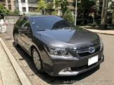 自售 2012 Toyota Camry Hybrid 省油 少跑 車停地下室