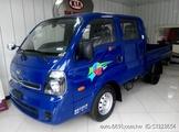 KIA 新卡旺 3.5噸級柴油雙廂小貨車五期環保車(免加尿素)