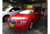 Audi/奧迪 A3 29.8萬 紅色 2006