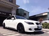 自售2009年型BMW 535I 3.0T 改裝品數十萬 原廠白 車況極優