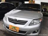 20年老店嚴選~08年Toyota Altis1.8 便宜賣29.8萬 !!!