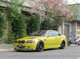 BMW E46 M3 手排+機械增壓 王者經典重現 宏康汽車