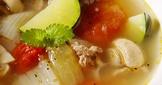 【厚生廚房】櫛瓜排骨鮮蔬湯