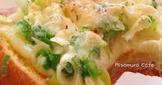 葱花焗烤厚片