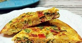 西班牙鮪魚蛋餅(少油版)