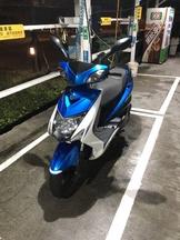 2015 Yamaha 勁戰三代 藍白色