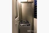 獨立陽台洗衣機雙人床電子門鎖加湯屋高CP