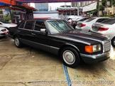 Benz W126 300SEL 氣氛一流重金打照整理精典古董車收藏價值
