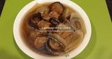 黑蒜洋蔥燉排骨湯