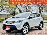 福利汽車台中旗艦店2014年豐田 RAV4 2.5 正一手車 保證僅跑6萬公里