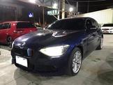 BMW 2012 藍色 116I 1.6