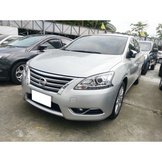 2014年Nissan Sentra 1.8 銀