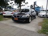 永服車業 2009年 BMW 520D 黑色 HID頭燈