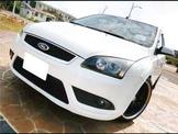 【全額貸】二手車 中古車 2005年 FOCUS 白色5D 手排