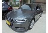 Audi/奧迪 A3 79萬 銀色 2013
