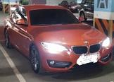 慶祝韓總當選 降價五萬啦!!  自售 BMW 220d 柴油雙門小跑車