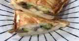 蘑菇熱壓三明治