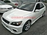 1999年 IS200 六缸魅力 經典如舊